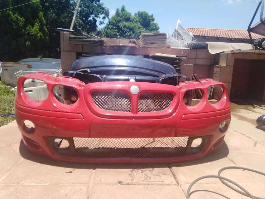Mg zt front bumpers 0