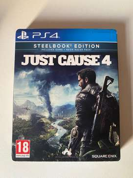 PS4 Game - Just Cause4