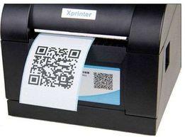 Xprinter XP-365B Термопринтер штрих кодов как Zebra печать наклеек чек