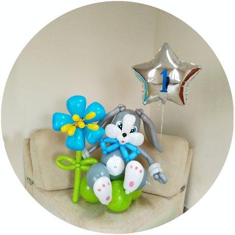 Іграшки з повітряних кульок Тернополь - изображение 1