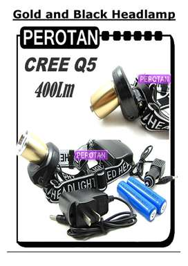 High Performance CREE LED Rechargeable Headlight Brand New Products