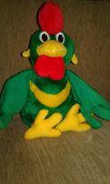 Мягкая игрушка Петух 30 см