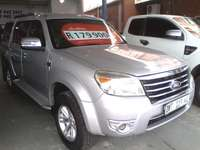 Ford Everest 3.0 Tdci XLT 4X4 A/T 0