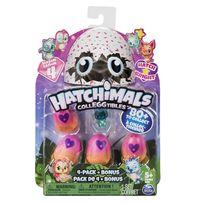 Hatchimals Сезон 4 Набор из четырех коллекционных фигурок и бонус
