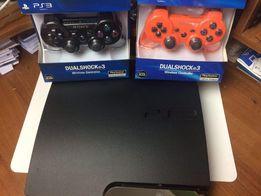 PlayStation 3 slim 160 Гб + 13 игр, БЕЗ Предоплаты + гарантия 8 мес