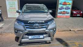 2019 TOYOTA FORTUNER 2.4 GD6