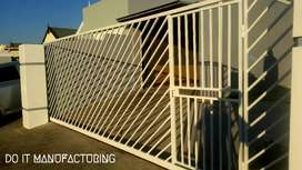 GATES, BURGLAR BARS, CAR PORTS,BRAAIS AND MUCH MORE