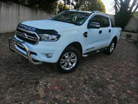 2013 Ford Ranger wild track 3.2 4x4 Automatic