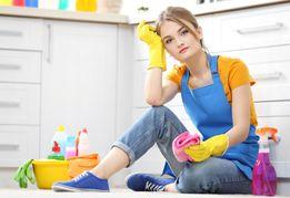 Sprzątanie domów i mieszkań na najwyższym poziomie !