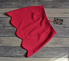 BooHoo spódnica różowa wykrawana nowa z metką 36 S