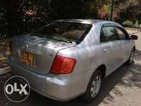 Toyota Axio KCB in quick sale accident free 0