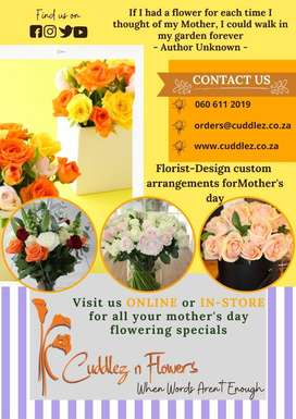 Mother's Day Floral Gifts