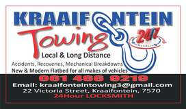 Towing and Locksmith Services