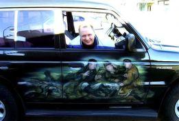 Покраска авто Киев, ремонт пластика, полировка авто