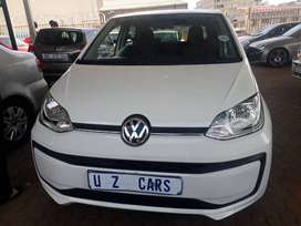 2018 VW Take Up 1.0 engine