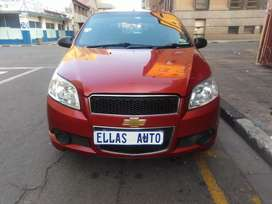 Pre Owned 2008 Chevrolet Aveo 1.6.