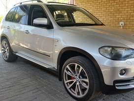 E70 X5 3.0d in very good condition