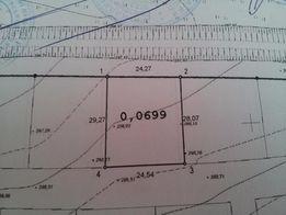 Терміново!Продам земельну ділянку 0,07 га.