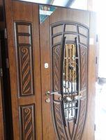 Drzwi zewnętrzne ekskluzywne do domu,