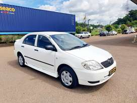 TOYOTA COROLLA 140i - EXCELLENT CONDITION