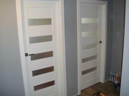 drzwi na stare futryny kamuflaż futryn nowoczesne wykonanie 320zł