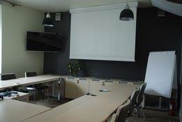 Sala konferencyjna, szkoleniowa, skybox, gabinet, kraków centrum