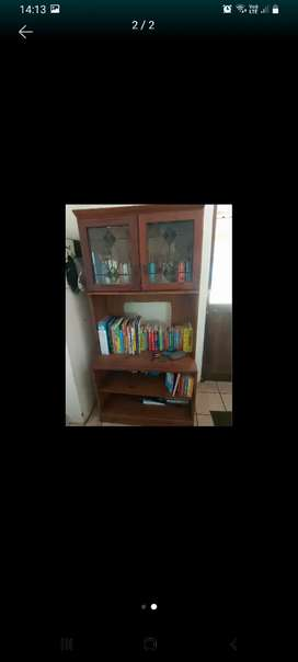 Stainglass Cabinet
