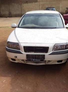 Volvo S80 2.0T stripping (spares/parts for sale)!