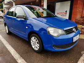 2010 VW Polo Vivo 1.4i Trendline sedan