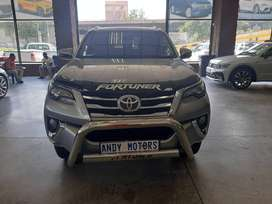 2019 TOYOTA FORTUNER 2.8 GD6 IN EXCELLENT CONDITION