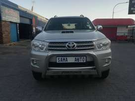 Toyota Fortuner 3.0D4D automatic