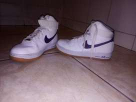 Nike Air force size 4 8months old