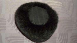 продаю утепленный кожаный плащ и шапку р.48 5000 рублей
