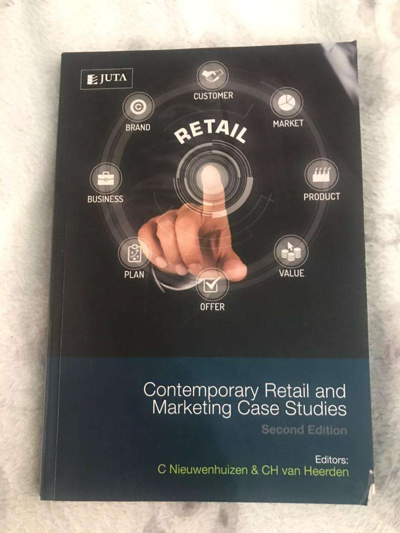 Contemporary Retail and Marketing Case studies 0
