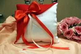 Набор 2 подвязки для невесты и подушечка для колец