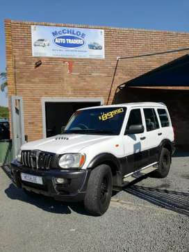Mahindra Scorpio neat condion runs smooth