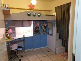 Kids Bed - Room in one