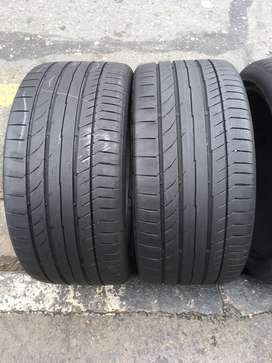 255/35/19 Continental Conti Sport Contact Tyres