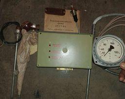Датчик температуры, уровня воды, терморегуляторы