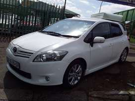 2012 TOYOTA AURIS 1,6RT