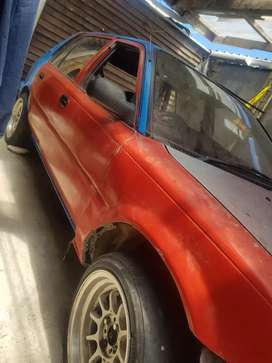 Complete 1.3 Toyota conquest for parts R14 999