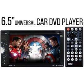 DVD CAR RADIO-6.5 inch Double din Car Stereo -with HD Car