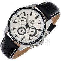 Stalowy Zegarek GINO-ROSSI PREMIUM S523A-3A1+Oryginalne pudełko