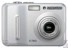 Продам Фотокамеру SAMSUNG D760