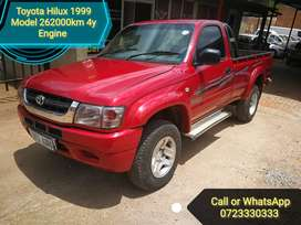 Toyota Hilux Bull Nose