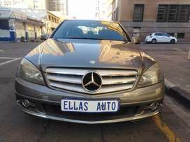 Pre Owned 2009 Mercedes Benz C200 A /T
