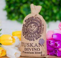 DIVINO кофе в зернах. Побалуйте себя лучшим кофе мирового уровня!