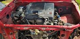 Toyota Hilux D4D engines