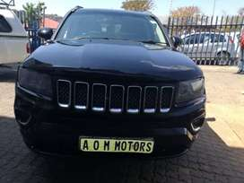 2013 Jeep compass 2.0 automatic