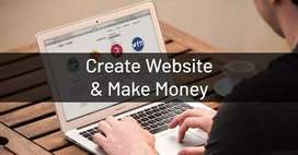 Website design, hosting and internet marketing
